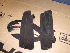 MAZDA MX5 EUNOS (MK1 1989 - 97) PAIR OF SUN VISORS - JDM - SPLIT FOLDING